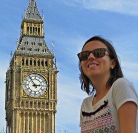 Lidiane Costa, autora do eBook Viajar para a África do sul