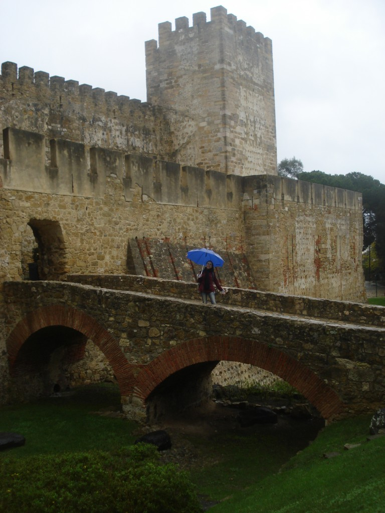 Pontos turísticos de Lisboa: Castelo de São Jorge