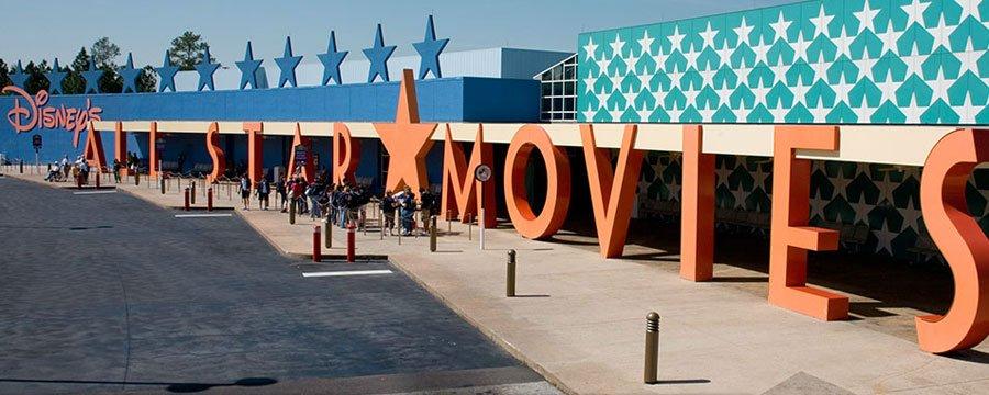 Disney´s All Star Movies Resort | Primeira vez na Disney