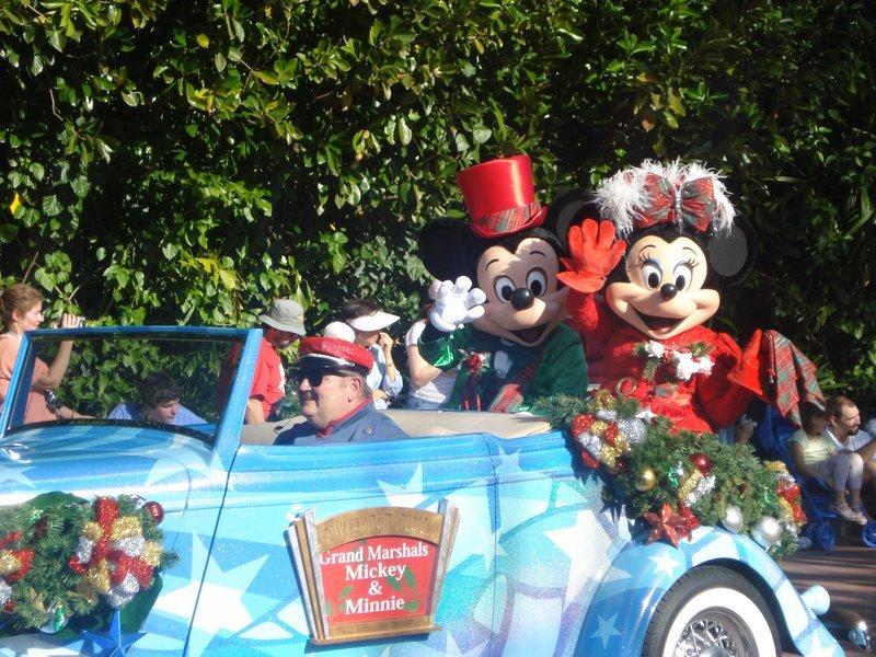 Mickey e Minnie Mouse | Primeira vez na Disney