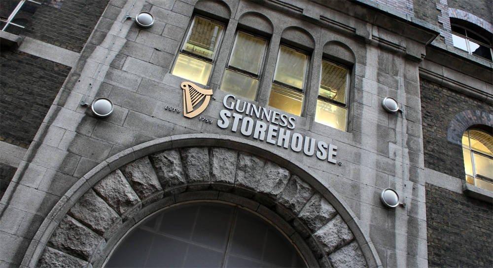 Guinness Storehouse - Museu da cerveja mais famosa do mundo: a Guiness.