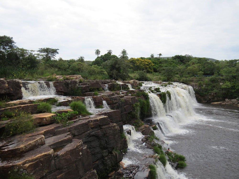O que fazer em Minas Gerais: Cachoeira Grande - Serra do Cipó