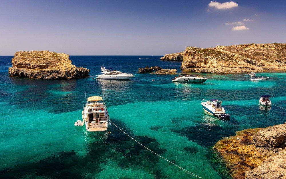 Arquipélago de Malta - Foto: http://www.bil.com.br/