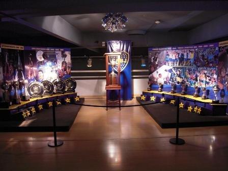 Vista interna do Museo Boquense - Fonte: www.gazetadopovo.com.br