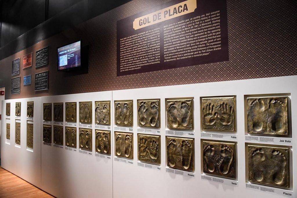 Museu Brasileiro do Futebol - Foto: http://estadiomineirao.com.br/museu-e-visita/