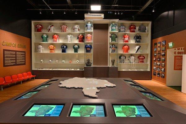 Museu Brasileiro do Futebol - Foto: Pedro Vilela / Agencia i7