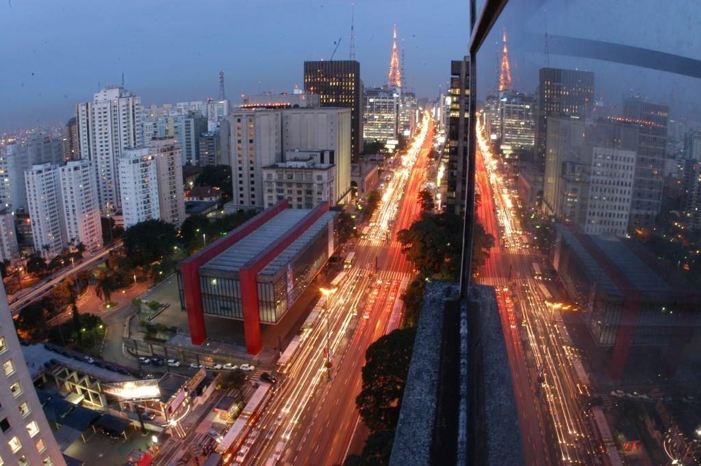 Vista da Av. Paulista | O que fazer em São Paulo