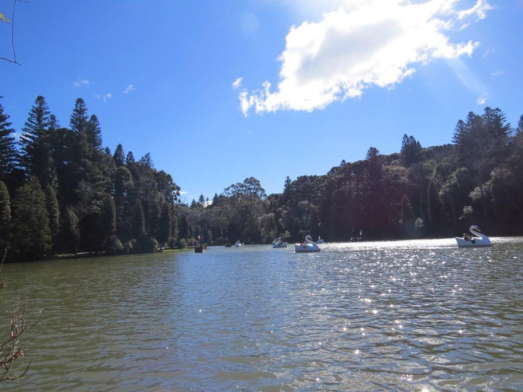 Lago Negro - Um dos pontos turísticos de Gramado