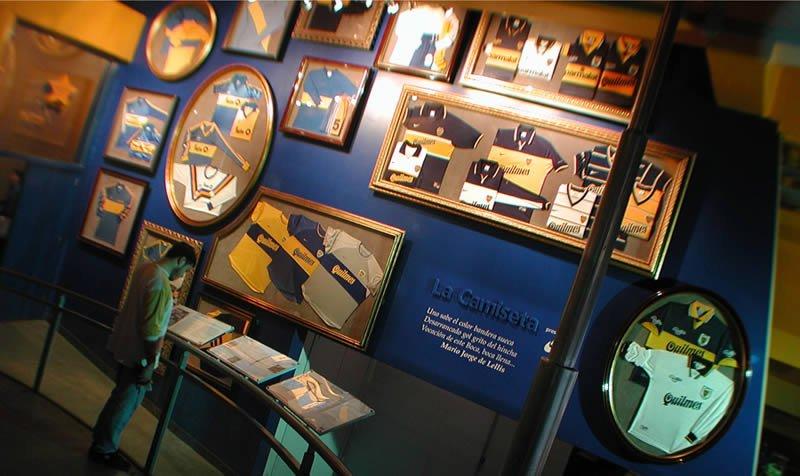 Museu de la Pasión Boquense - Foto: http://www.museoboquense.com/