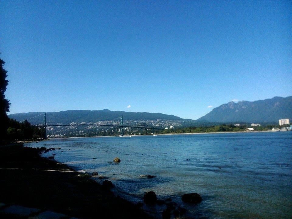 Stanley Park - Vancouver - Foto: Isabela Gesteira