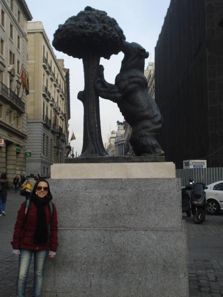 El Oso y El Madroño   Conexão em Madrid
