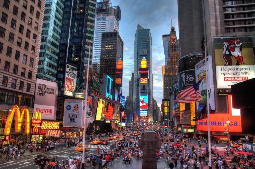 Times Square - Foto: en.wikipedia.org