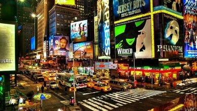 Broadway - Foto: www.dicasnewyork.com.br