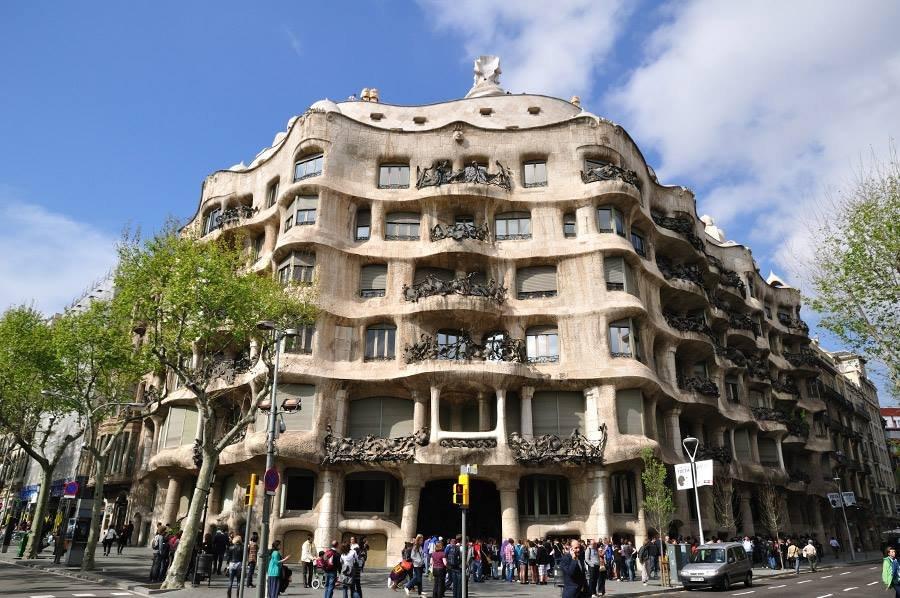 La Pedrera   Conexão em Barcelona