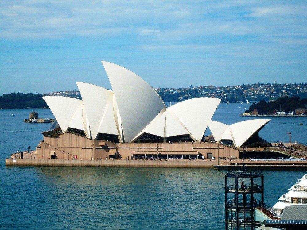 Sydney Opera House - Foto: @nomaddictives