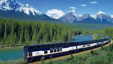 Viajando de trem na Europa. Foto: http://www.brasilvip.net/