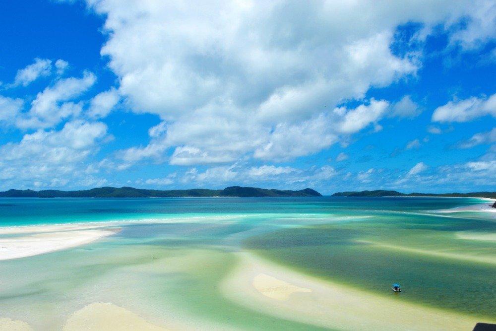 Ilhas Whitsunday - Foto: @nomaddictives