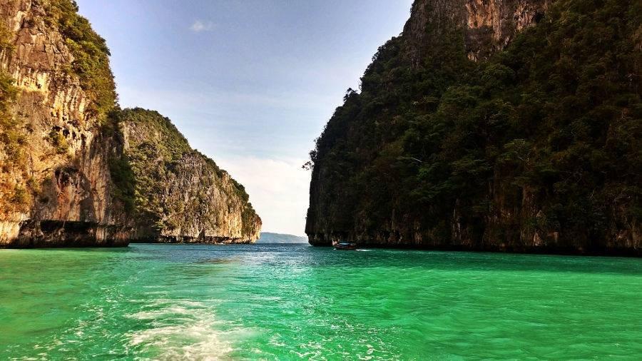 Passeio de barco | Dicas para conhecer Maya Bay