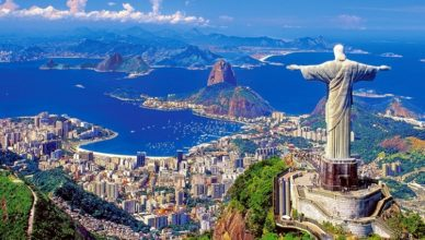 Cristo Redentor. Foto: http://www.embarquenaviagem.com