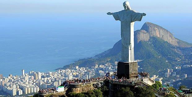 Cristo Redentor - O que fazer no Rio de Janeiro