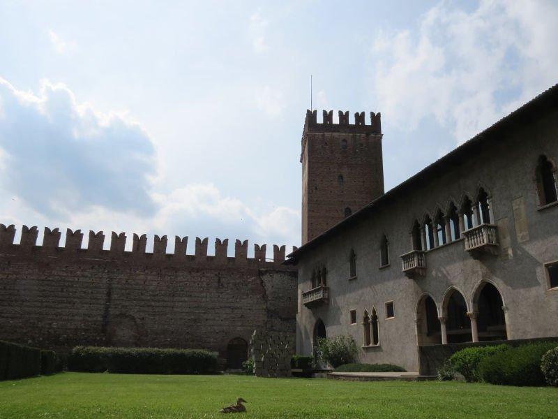Interior do Castle Vecchio