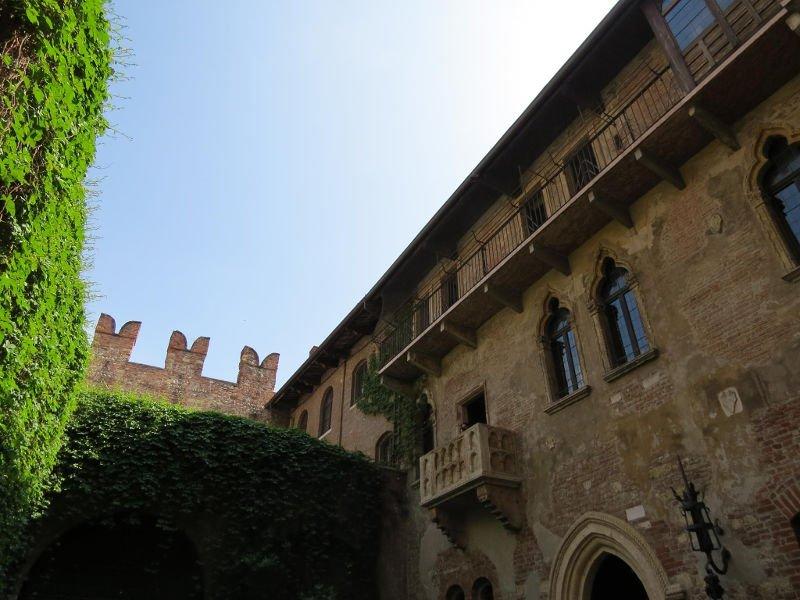O que fazer em Verona - Visita à Casa da Julieta