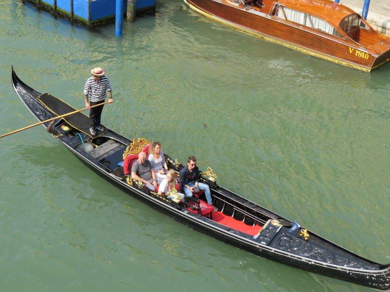 O que fazer em Veneza - Passeio de Gôndola é uma das opções