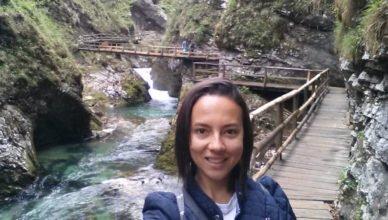 Vintgar Gorge (fica a 3,5km de Bled).