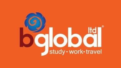 Logo da Bglobal