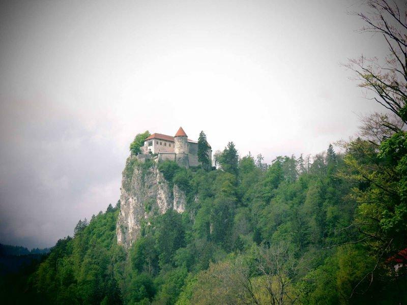 O que fazer em Bled: Visitar o Castelo