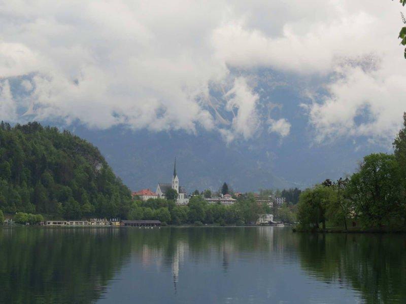 Lago Bled.