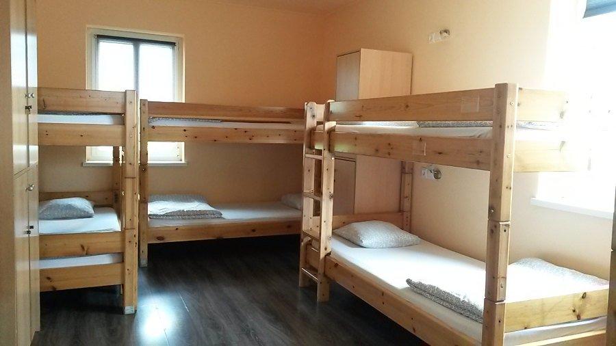 Quarto do Castel hostel 1004 - Uma boa opção de hostel em Bled