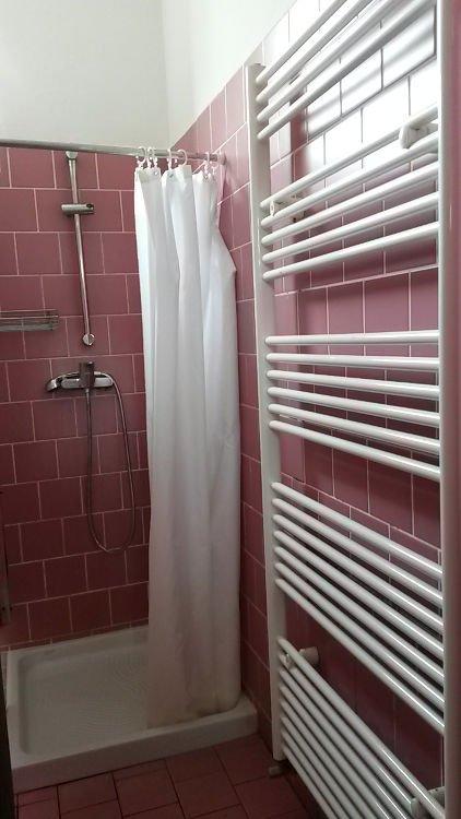 Banheiro do Hostel