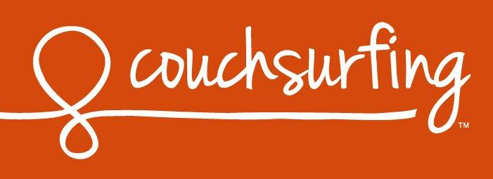 Logo do Couchsurfing