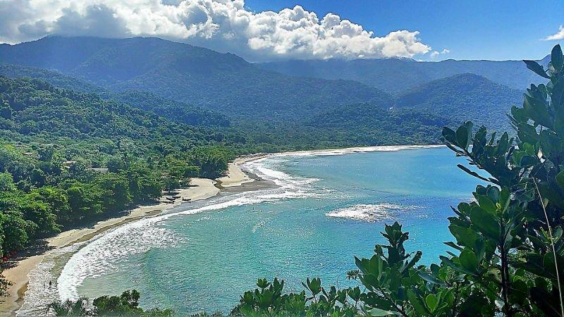 Praia dos Castelhanos - Ilhabela