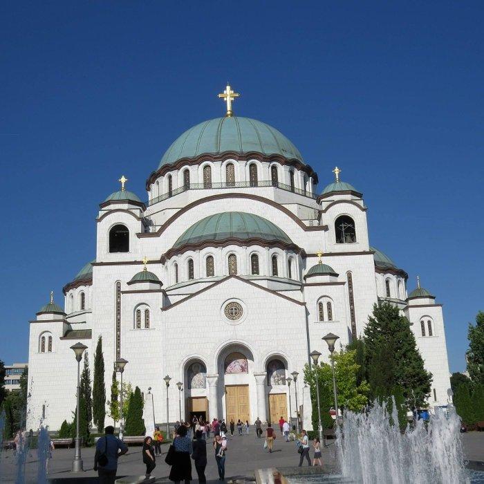 St. Sava Temple   O que fazer em Belgrado