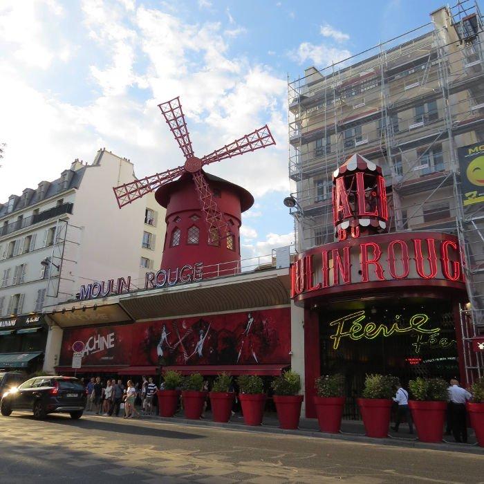 Moulin Rouge | O que fazer em Paris em 4 dias