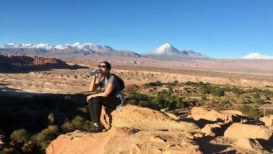 Deserto de Atacama.