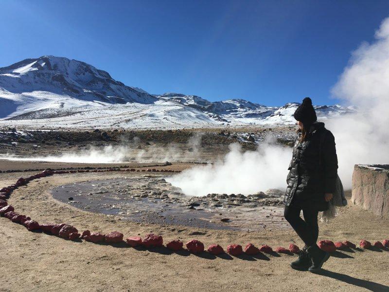 Geyser del Tatio | O que fazer no Deserto do Atacama