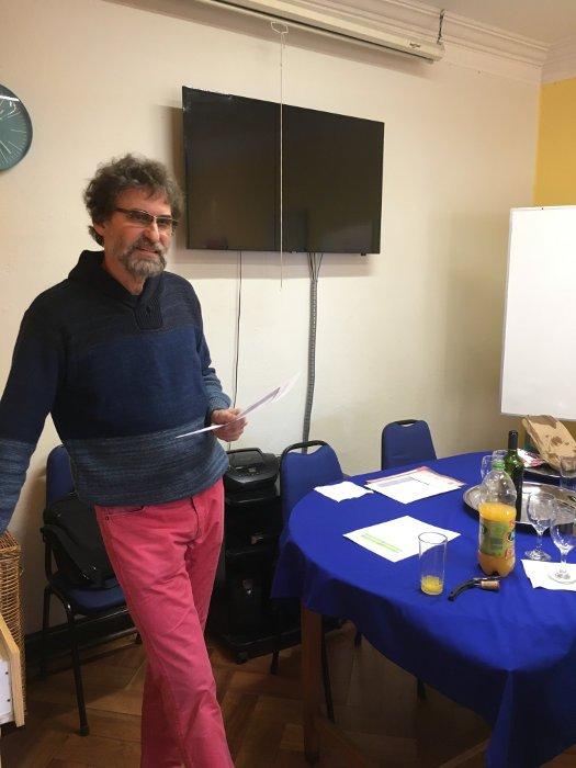 Welcome meeting | Como foi estudar espanhol no Chile