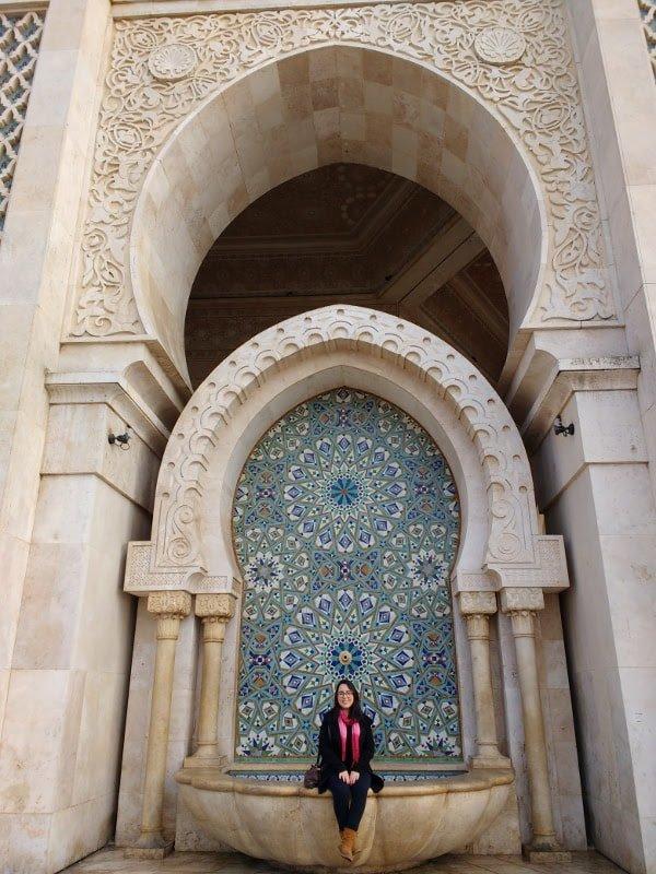 Mesquita Hassan II | Conexão em Casablanca