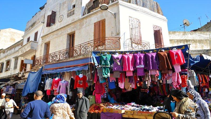 Medina em Casablanca  Conexão em Casablanca