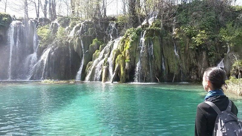 Uma das cachoeiras mais lindas ❤???????? | Plitvice Lakes Dicas