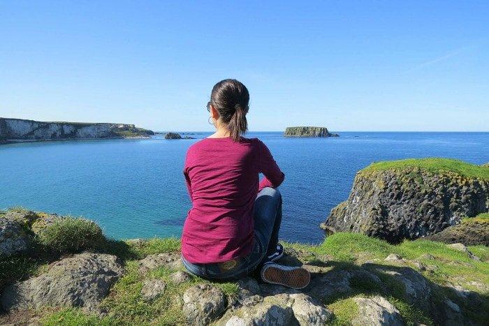 Rope Bridge - Irlanda do Norte | Criando coragem para viajar sozinho