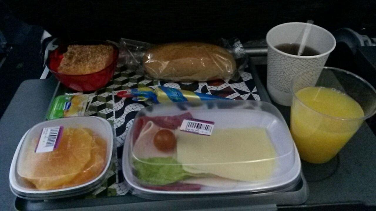 Café da manhã! | Como é voar pela TAP?