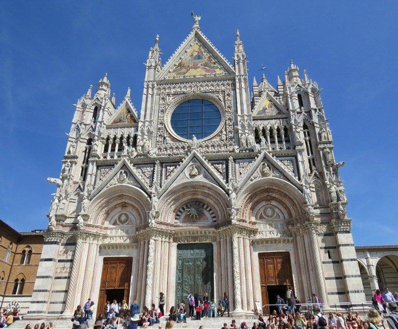 Catedral de Siena.