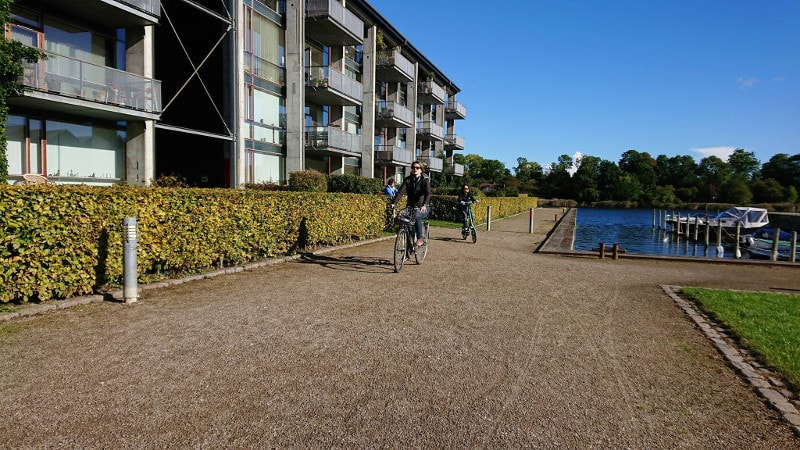 Bike tour em Copenhague