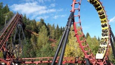 Loopen - Parque Tusenfryd.