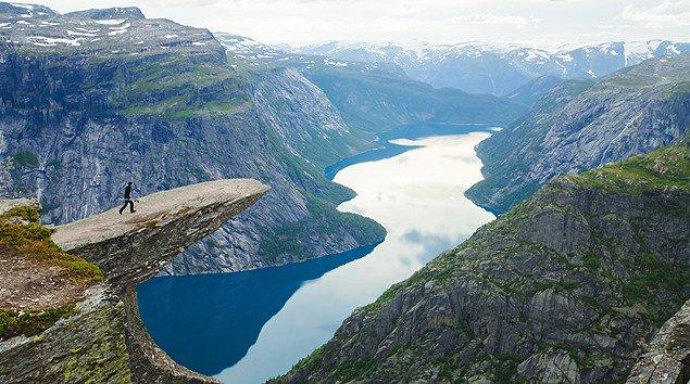 Fiordes - Noruega