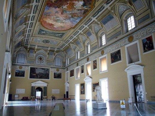 Museu Arqueológico de Nápoles - Foto: ospaparazzi